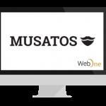 Κατασκευή Ηλεκτρονικού Καταστήματος - www.musatos.gr